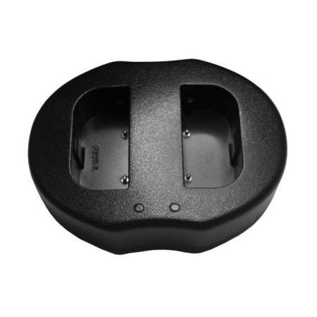 Dupla USB töltő Canon NB-2L akkumulátorokhoz