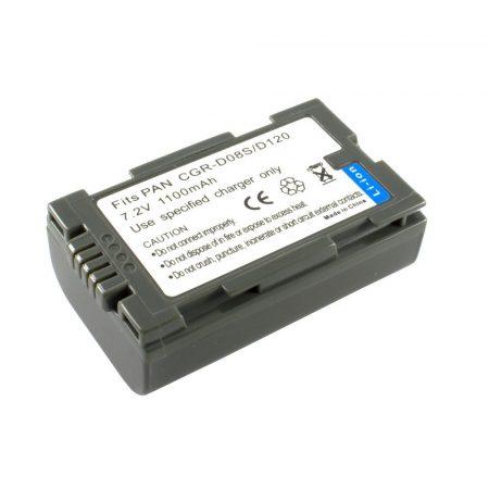 Panasonic CGR-D08S akkumulátor