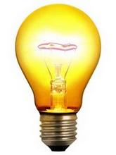 Hagyományos villanykörte